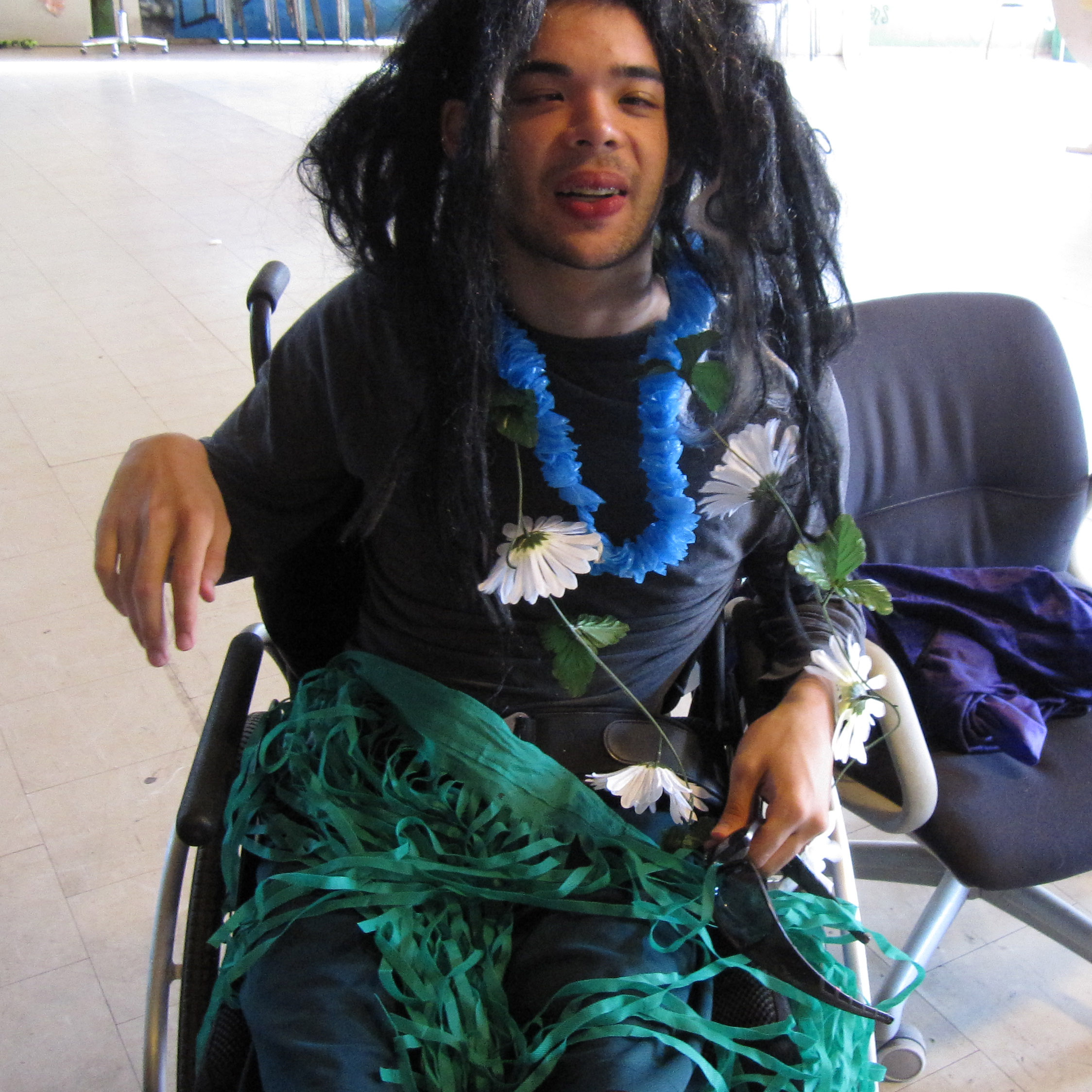 Jon as Maui