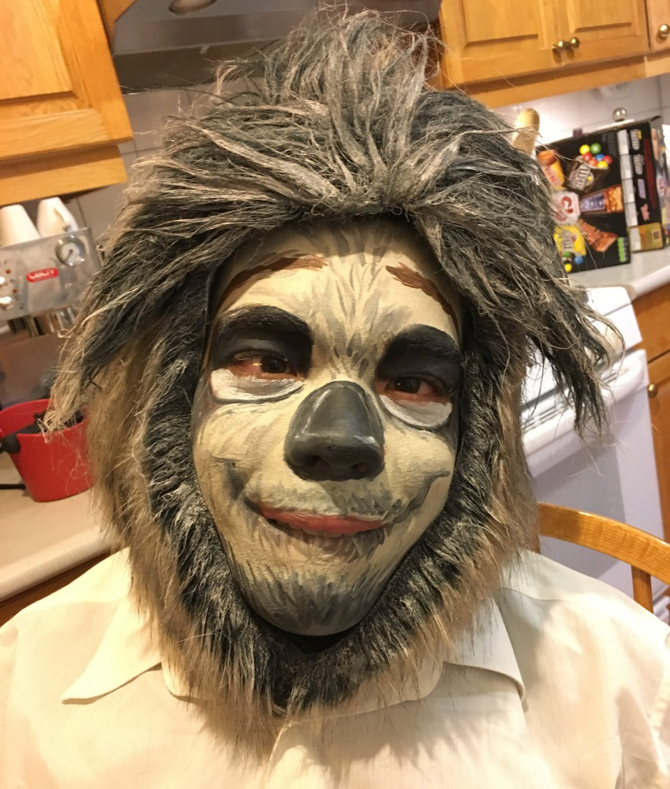 Final slothface