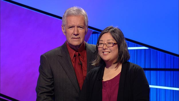 Me and Alex Trebek